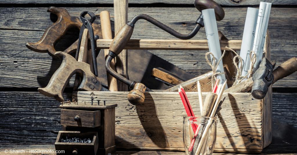 Online Tools sind Dein Werkzeugkasten für Marketing und Social Media