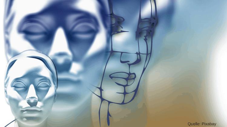 Gesichter als Illustration zur Persona-Erstellung