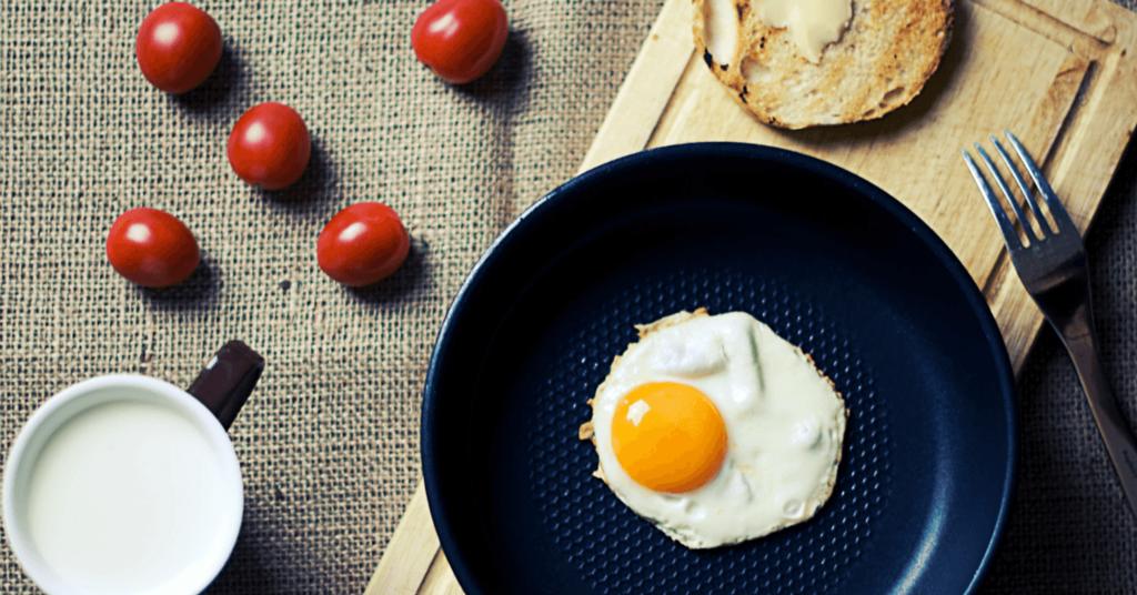 Blogs lese ich am liebsten beim Frühstück
