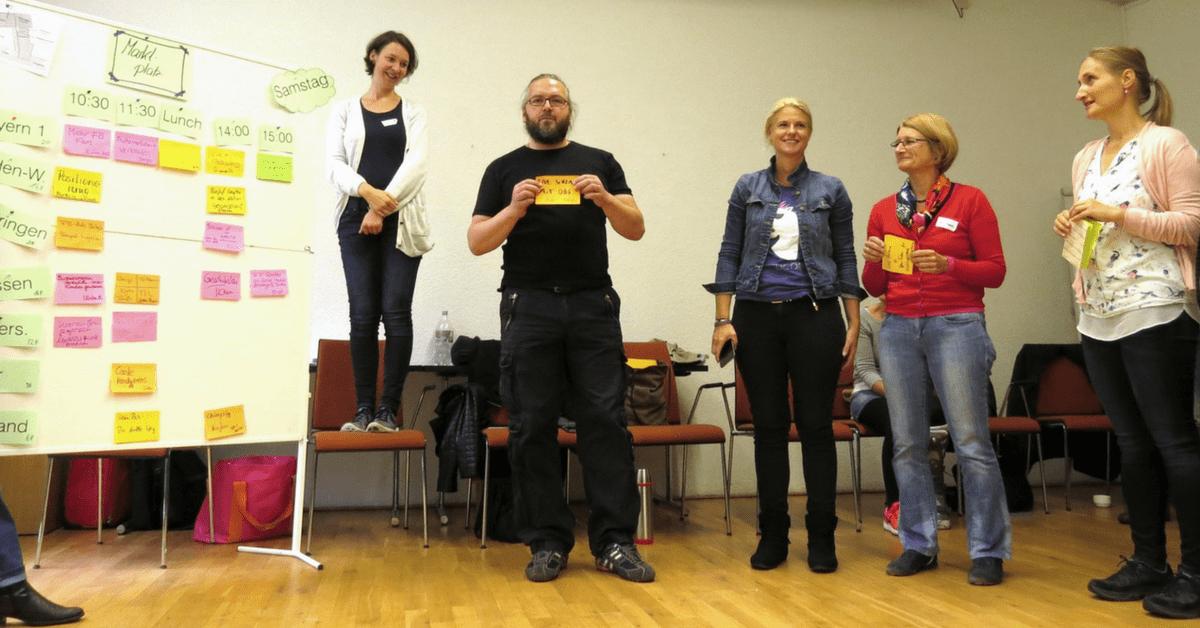 Barcamp InspiCamp Bonn 2017