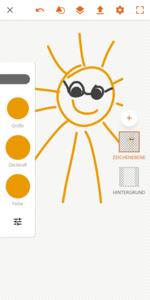 Marketing ohne Schreibtisch - Adobe llustrator Draw