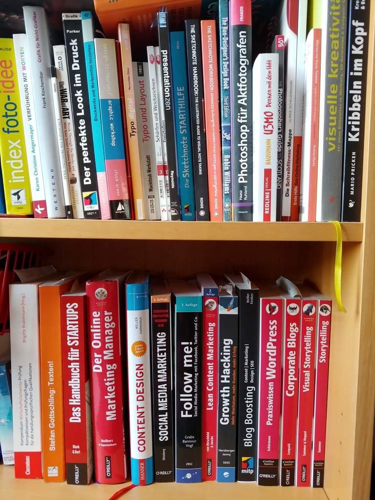 Ideenspeicher Bücher