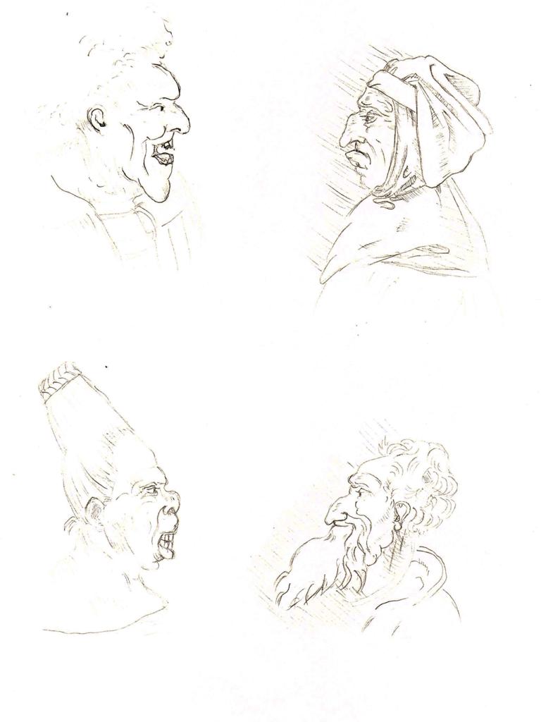 Zeichnungen von Leonardo da Vinci waren im Grunde Sketchnotes