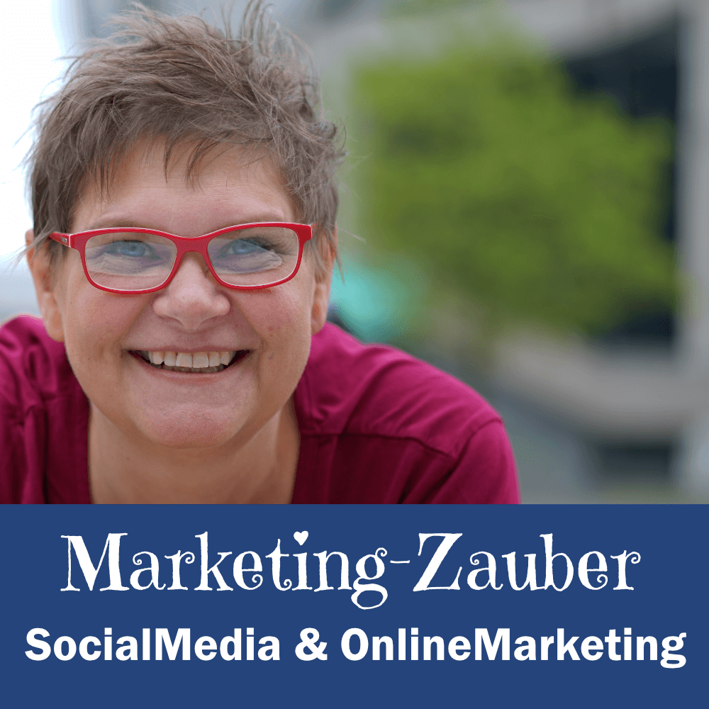 Marketing-Zauber-Podcast Titelbild